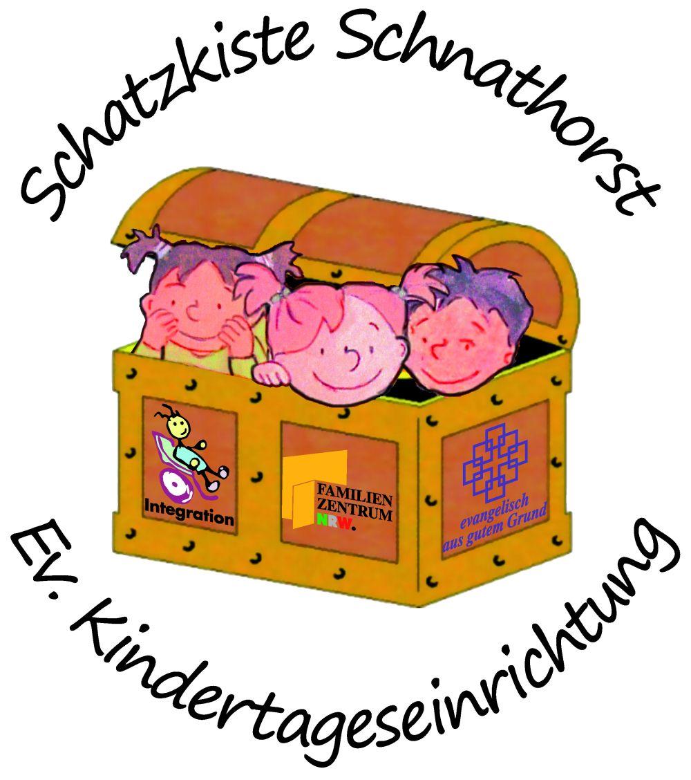 Logo KiGa Schatzkiste klein